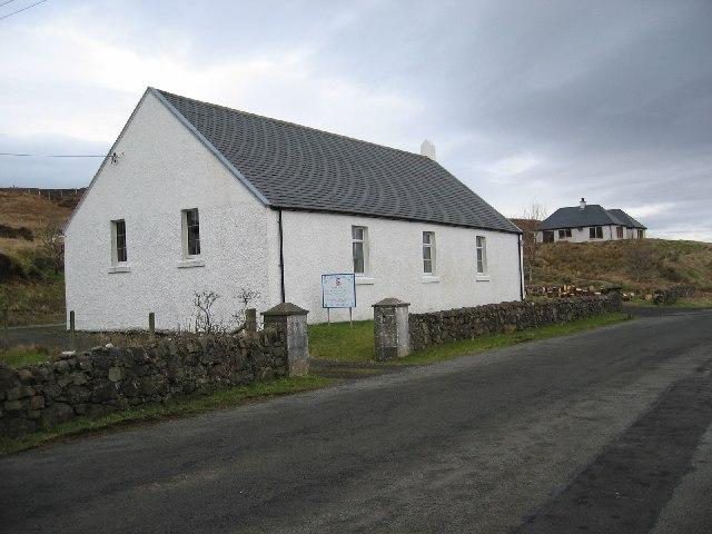 Bracadale Church