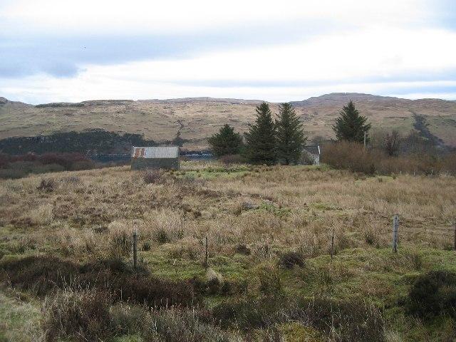 Croft Buildings in Fernilea
