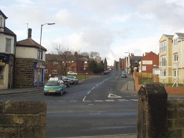 Broadgate Lane, Horsforth, Leeds