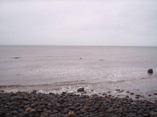North Sea and Rocky Shore