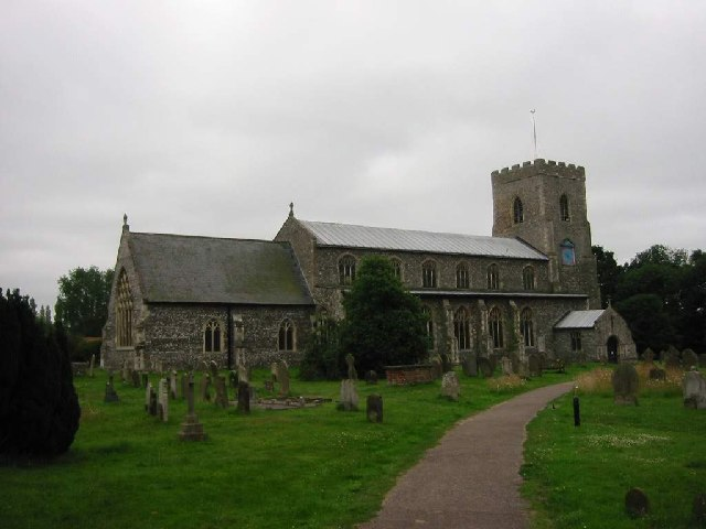 St Catherine's Parish Church, Ludham