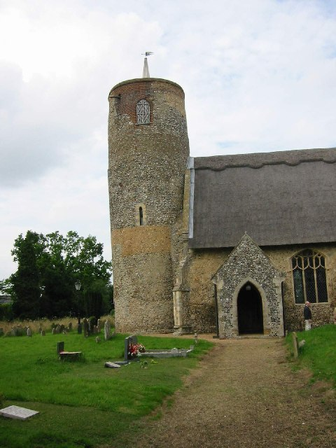 St Margaret and St Remigius, Parish Church of Seething