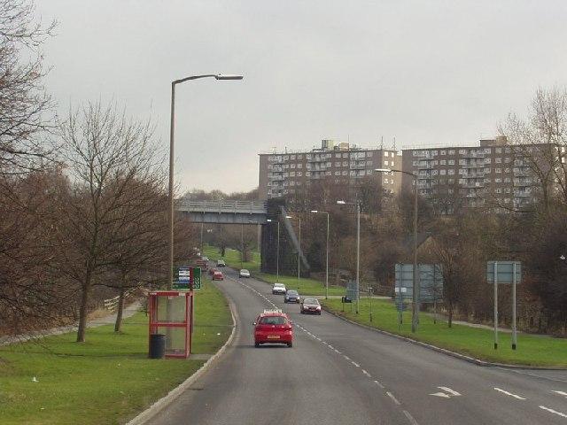 Leeds Ring Road, Horsforth, Leeds