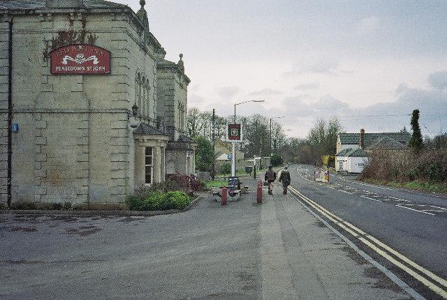 The Red Post Inn, Peasedown St John