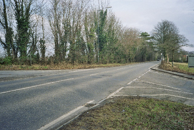 Crossroads on the A367, Tyning/Clandown, Looking Towards Peasedown St John