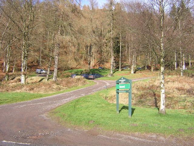 Braeval Forest Walk Car Park