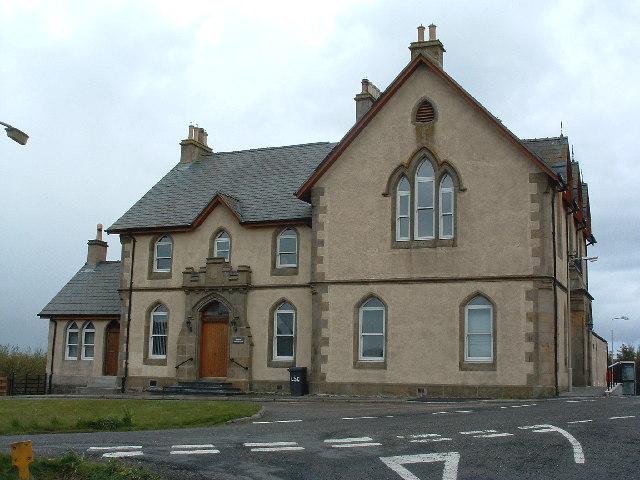 Sheriff Court, Lochmaddy