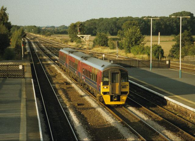 Church Fenton Station