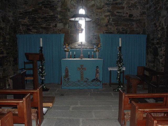 St Molveg's church