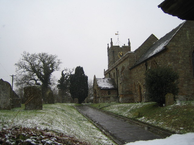 St Mary's Church, Farthingstone