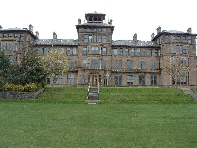 Napier University Building, Craiglockhart