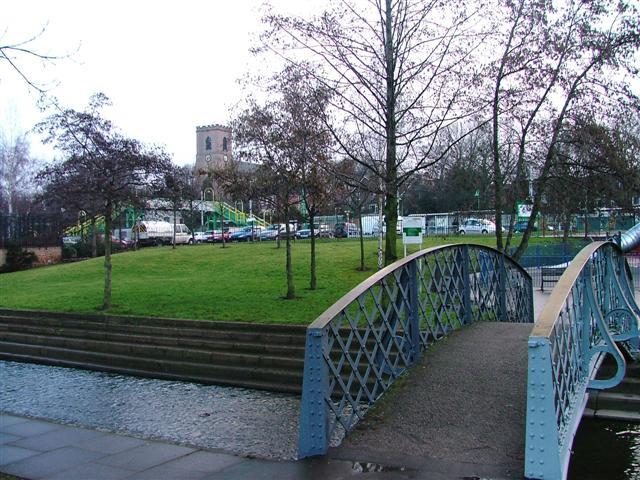 Bogs Park, Bulwell