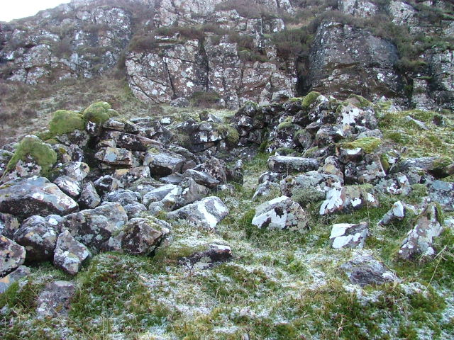 Remains of old Shieling