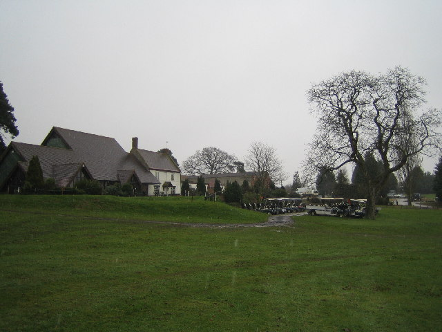 Farthingstone Golf Clubhouse and Hotel