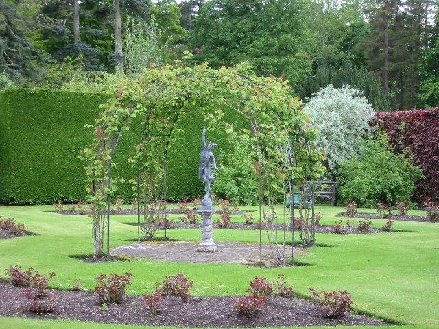 Kailzie Gardens, near Peebles