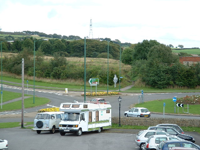 Jolly Drover's Roundabout, Leadgate