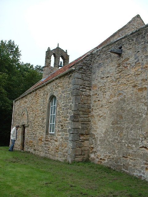 Old Church, Croxdale