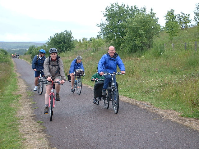 Consett and Sunderland cycle path