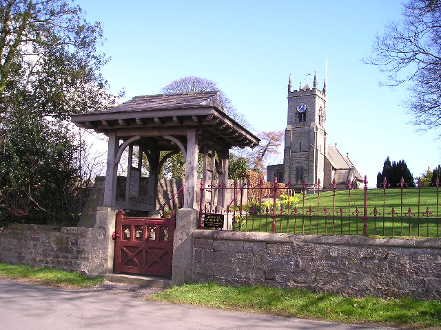 St Paul & St Margaret's church, Nidd, North Yorkshire