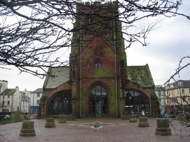 St. Nicholas Tower  Chapel