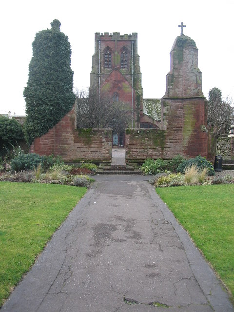 St. Nicholas Tower Chapel Gardens