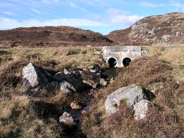 Bridge at Upper Badcall