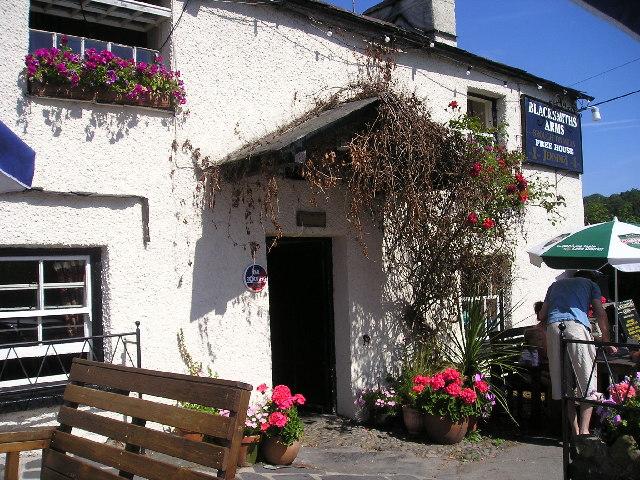 The Blacksmiths Arms, Broughton Mills