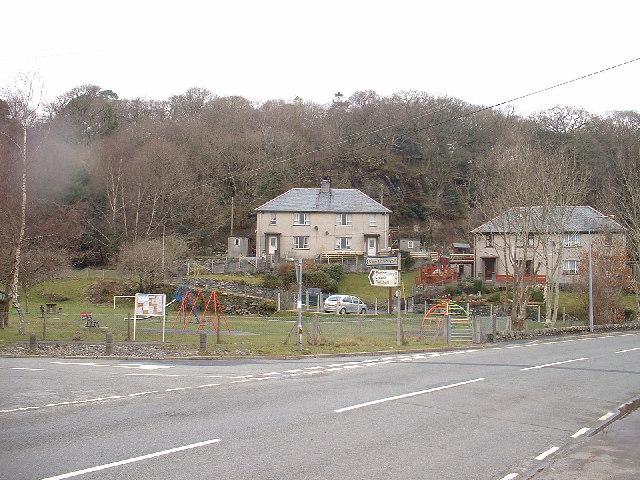 Prenteg Village
