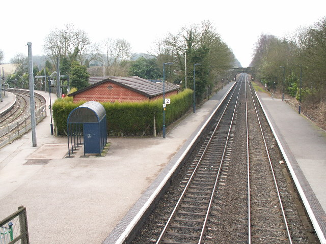Barnt Green Station