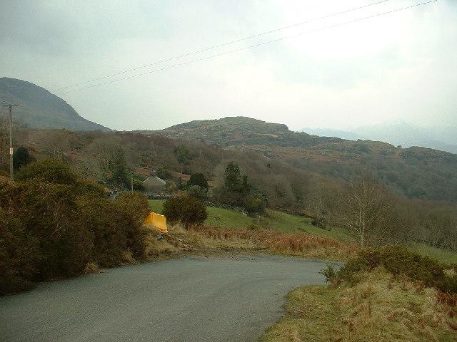 Unclassified road near Prenteg