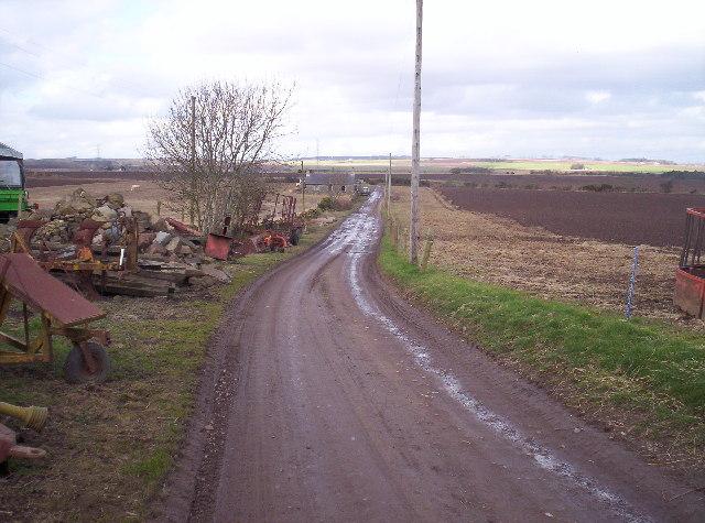 Road to Kellyfield