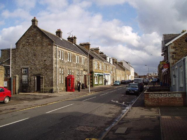Ladybank, Fife