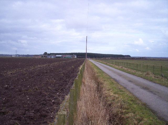 Cairncortie Farm Road