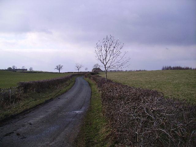Barn Near Bull Bank