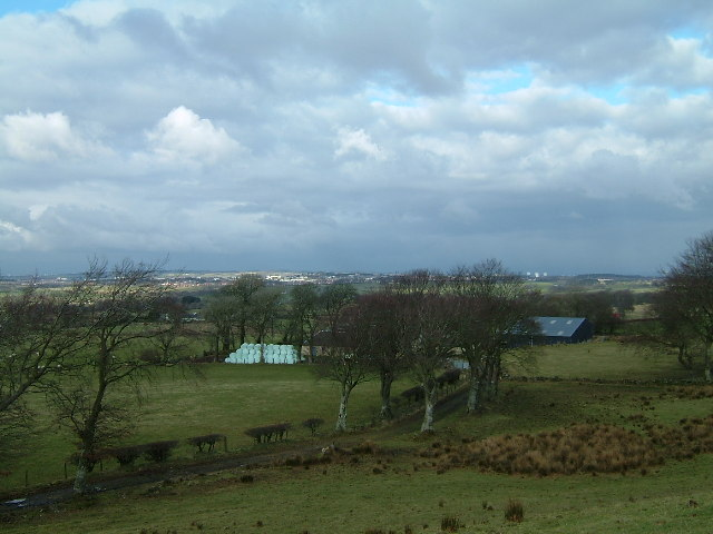 Laigh Huntlawrig farmstead