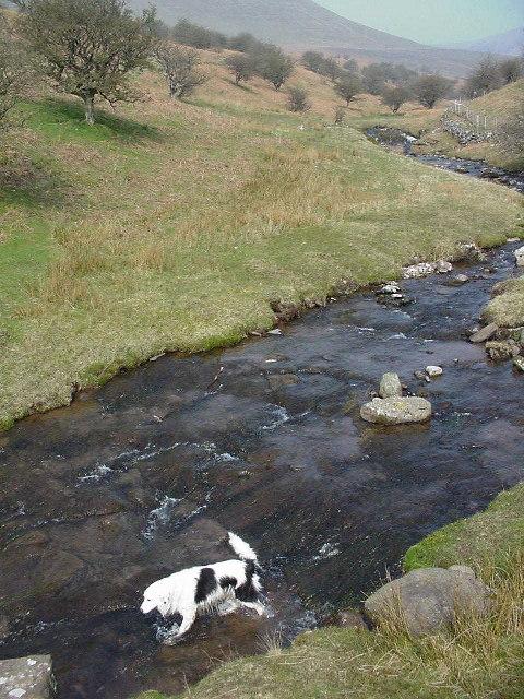Grwyne Fechan River