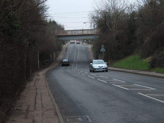 Railway Bridge near Shotgate