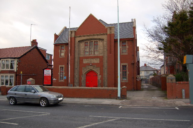 All Saints Sunday School, Park Road