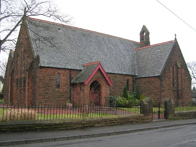 Stepps Parish Church