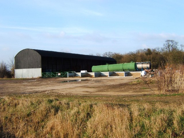Parsonage Farm? Berners Roding