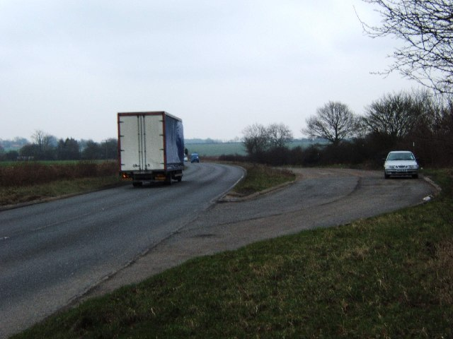 A414 Lay-by, near Radley Green
