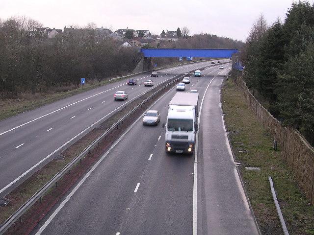 M73 plus Blue Railway Bridge