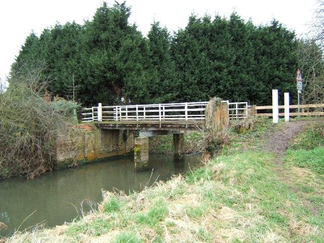 Bridge on the River Wid