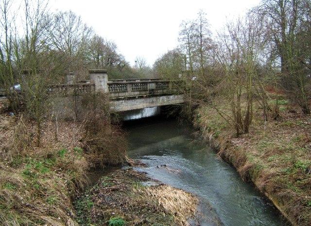 River Wid & A1016