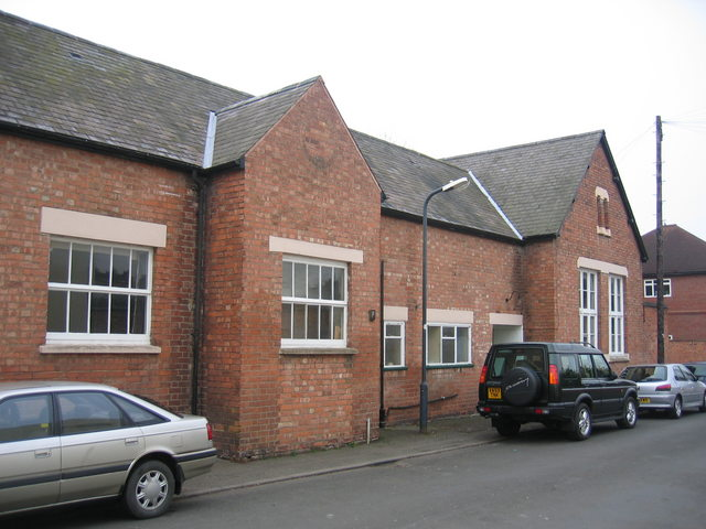 Holy Trinity Church Hall