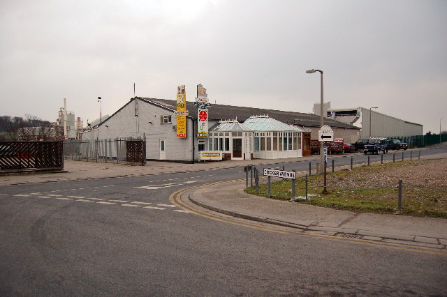 Cocker Industrial Estate
