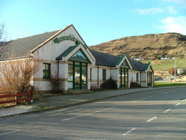 Isle of Skye Brewery and Uig Gallery