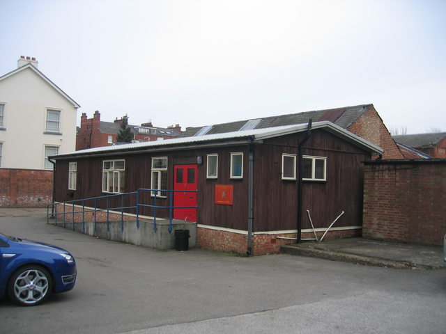Army Cadet building