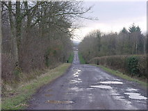 NY4040 : Lane & Public Footpath to Middlesceugh Hall by Bob Jenkins