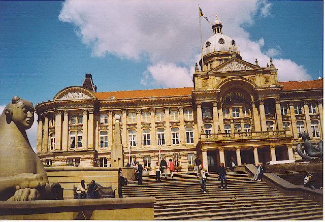 The Council House, Birmingham.